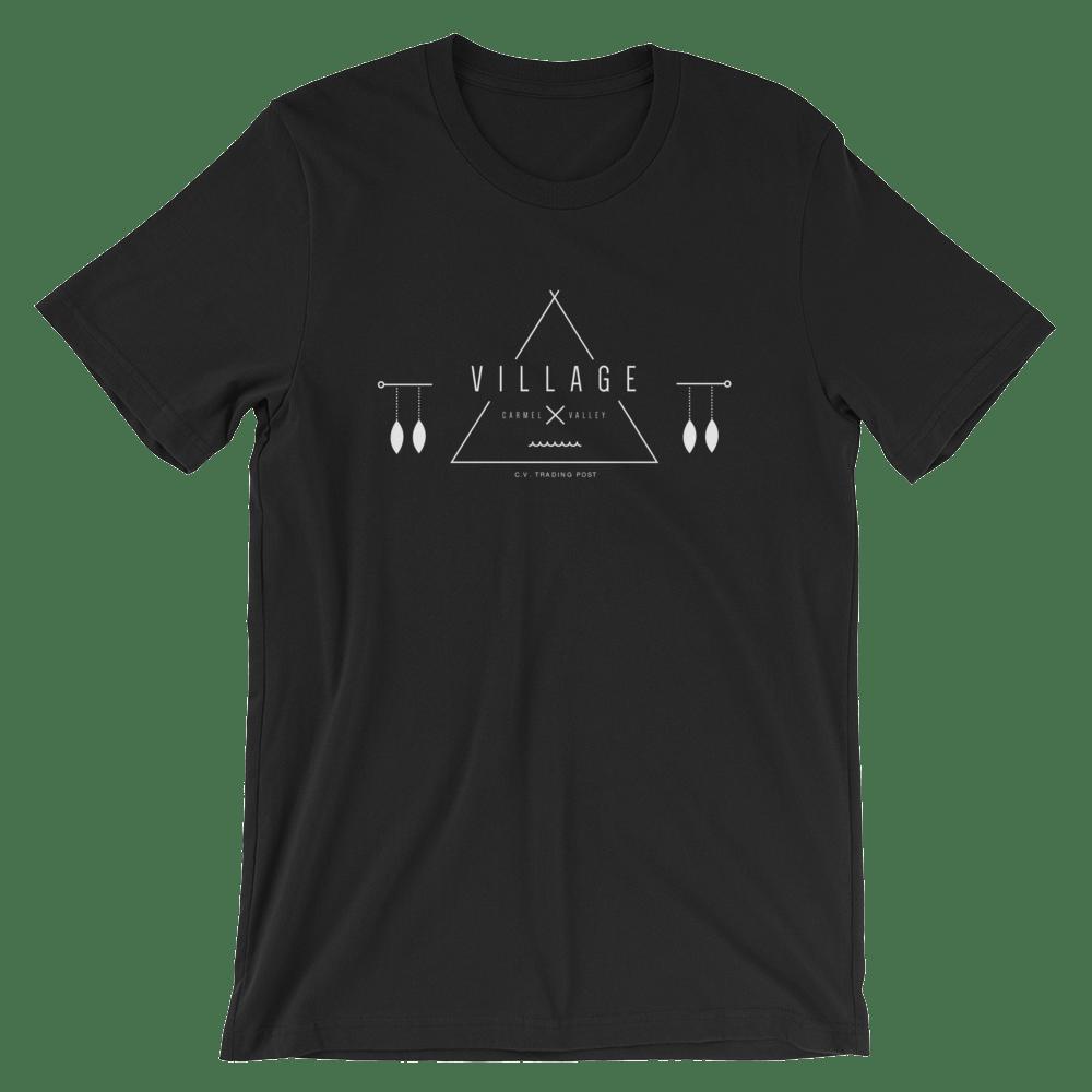 Image of Village Shirt - Black