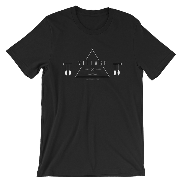 Image of Village Shirt - Black