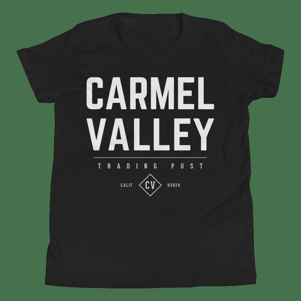Image of Carmel Valley Kids Shirt - Black