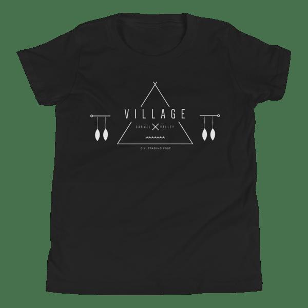 Image of Village Kids Shirt - Black