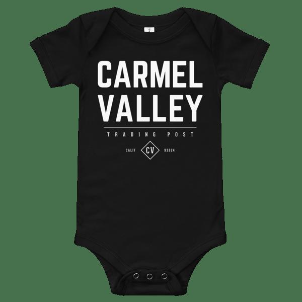 Image of Carmel Valley Onesie - Black