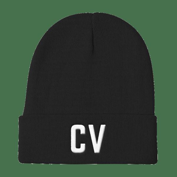 Image of CV Beanie - Black