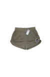 DISTRESSED SHORTS (olive)