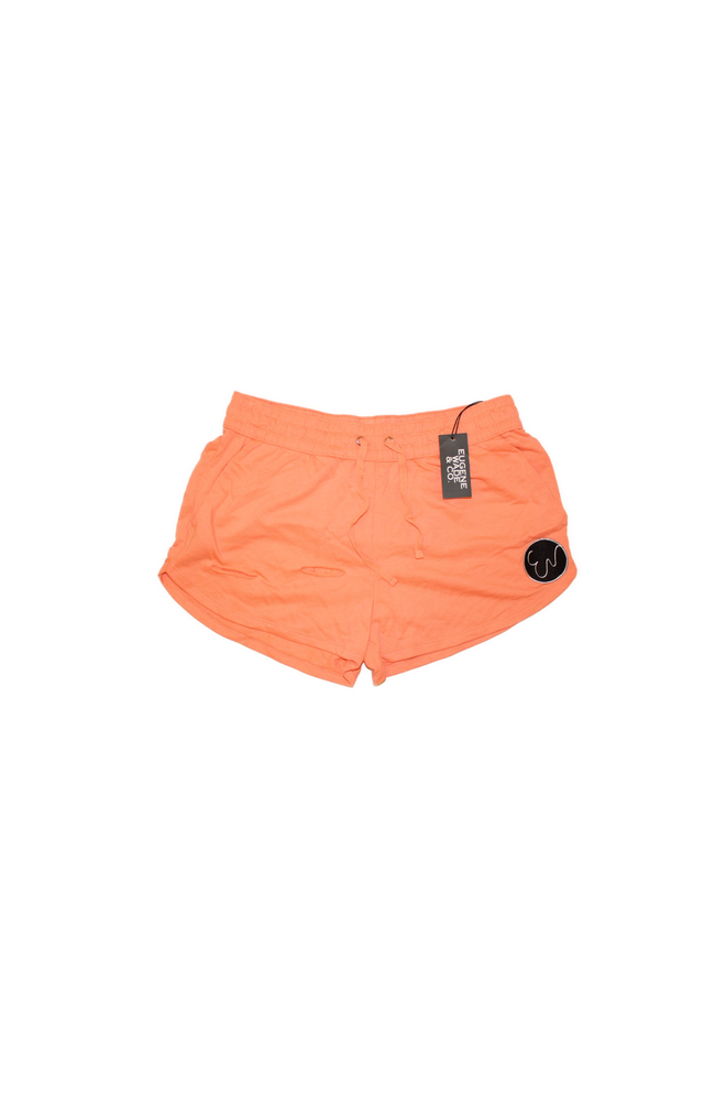 Image of DISTRESSED SHORTS (peach)
