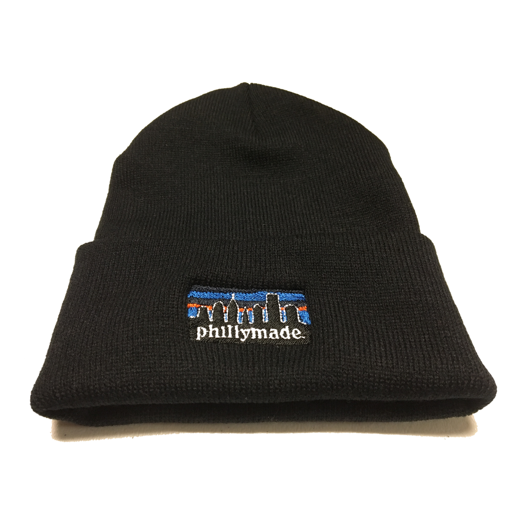 Image of phillymade. beanie