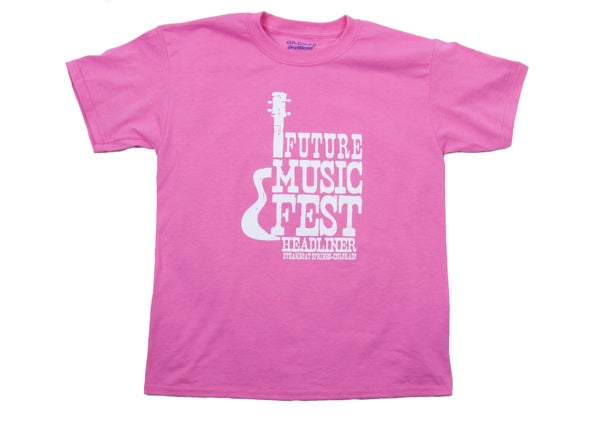 Image of Yth Future MusicFest Headliner Pink
