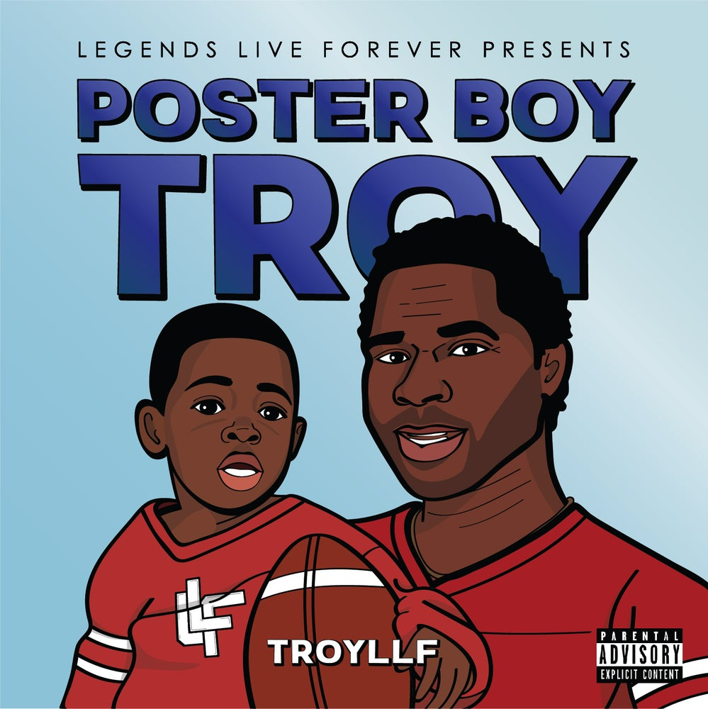 Image of PosterBoy Troy // 7 Hard Copy