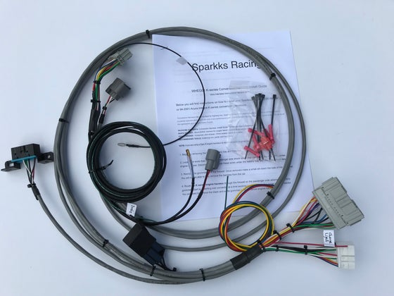 Image of Sparkks Racing Honda Kseries Conversion Harness 92-95 Civic or 94-2001 Integra