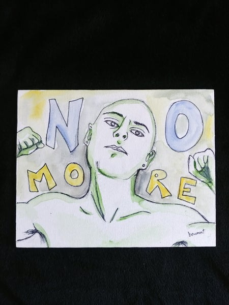 Image of ILUSTRACIÓN ORIGINAL No More