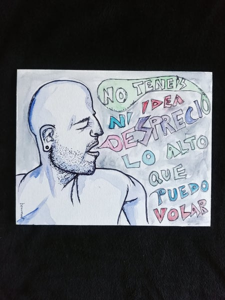 Image of ILUSTRACIÓN ORIGINAL Desprecio