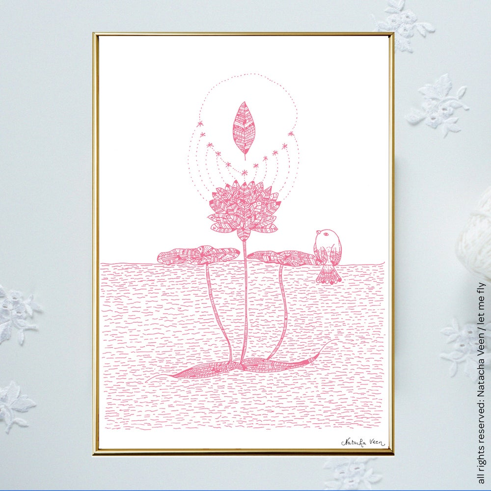 Image of *Lotus Flower*_A4