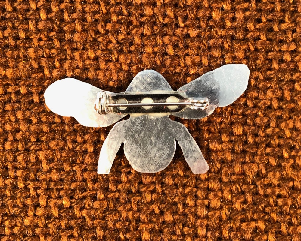 Image of Bumble Bee brooch or Necklace