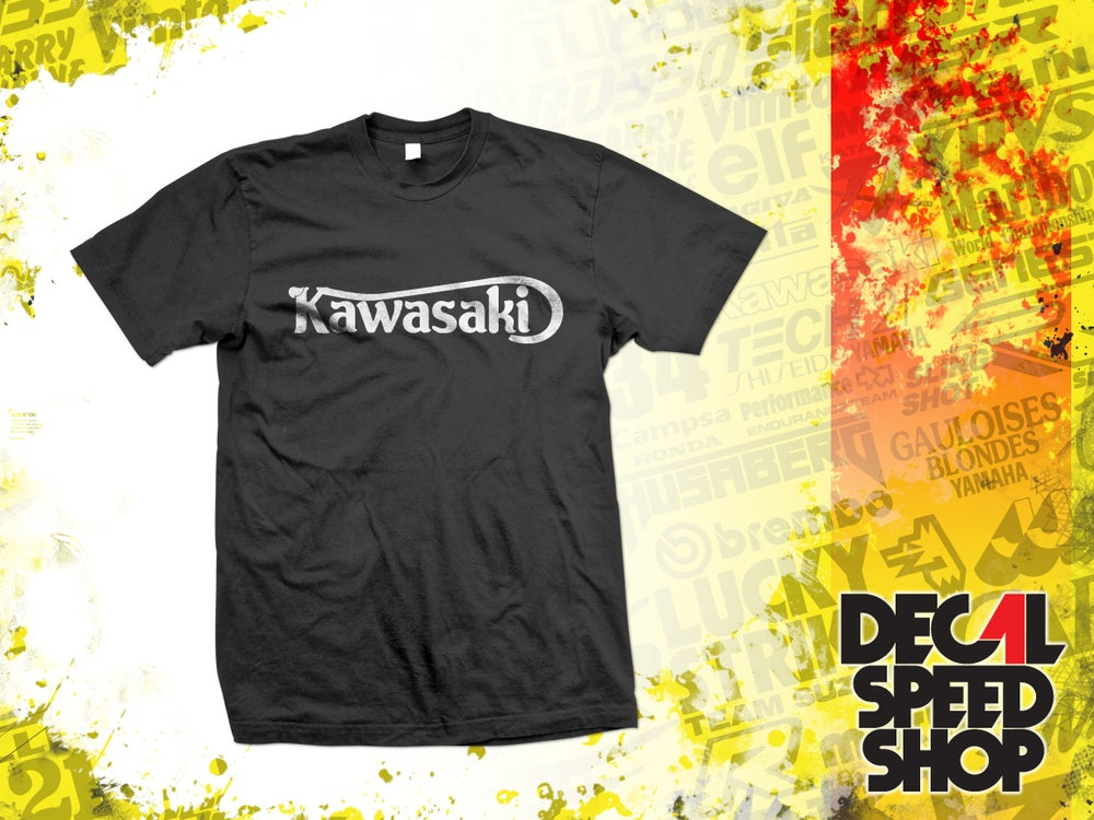 Image of Classic Kawasaki Tshirt