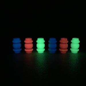 Image of Turboglow Jumbo Bead Design 1