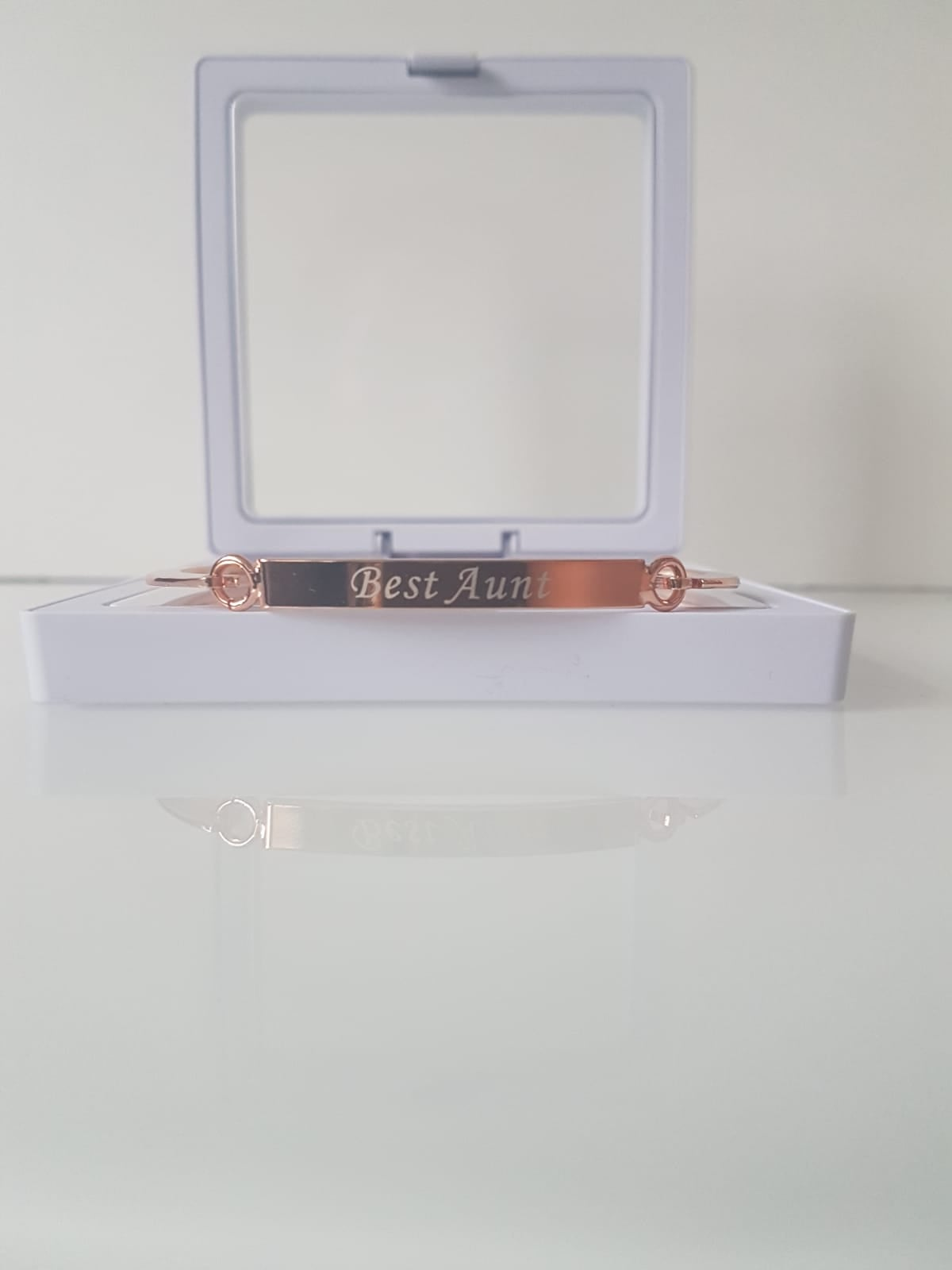 Image of Personalised Bangle 001