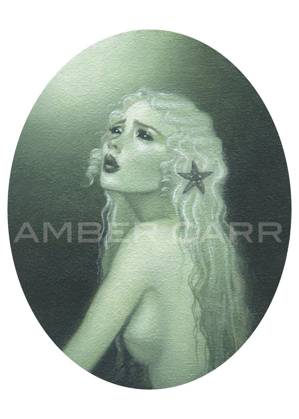Image of Mermaid I Mini Print