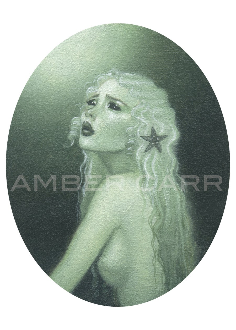 Image of Mermaid I Mini Print
