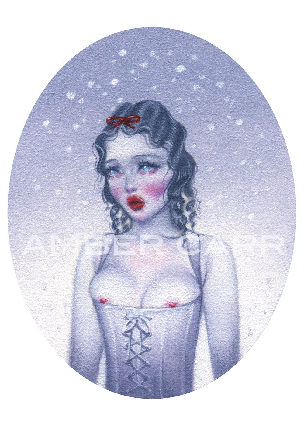 "Image of ""Snow White"" Mini Print"