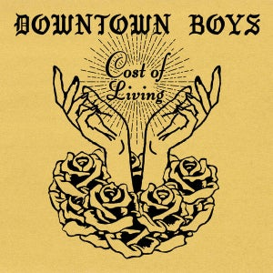 "Image of Downtown Boys ""Cost Of Living"" LP"