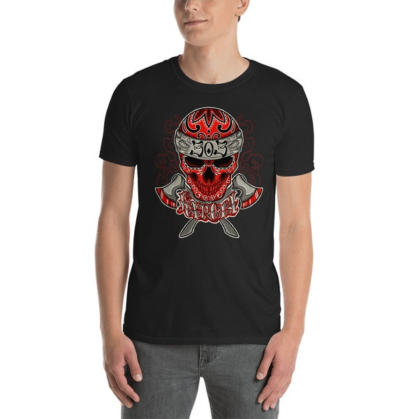 Image of AMB Garcia Skull Shirt