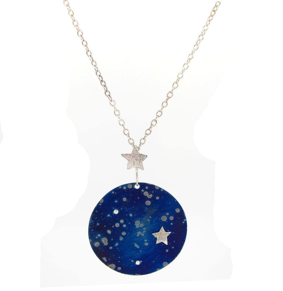 Image of {NEW}Stella Nova – Galaxy Pendant