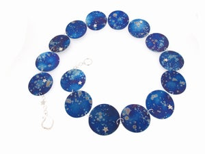 Image of {NEW}Stella Nova – Nebula Necklace