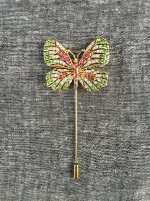 Image of Butterfly Lapel Pin