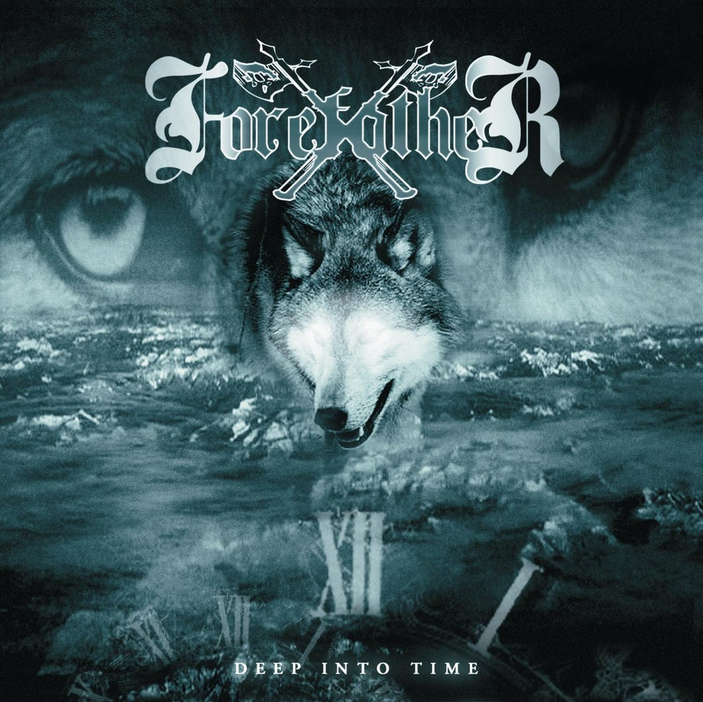 Image of Forefather - Deep Into Time (2014 re-issue with bonus track) CD