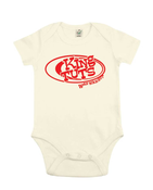 Image of King Tut's Logo babygrow (natural)
