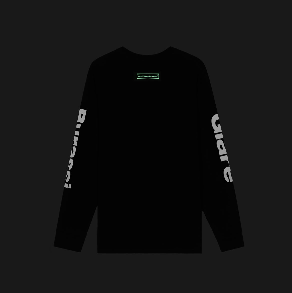 Image of Sample 02: Reality - Long Sleeve Shirt