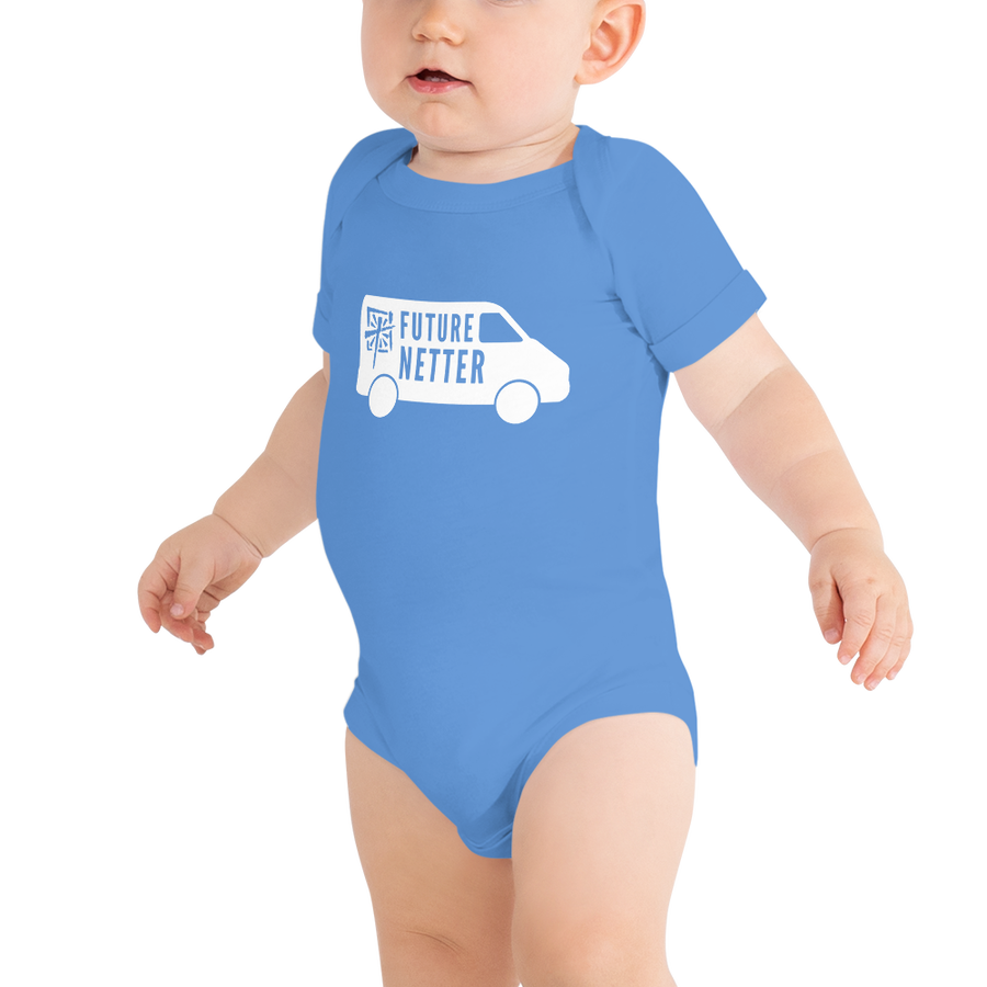 Image of Future Netter Baby Bodysuit