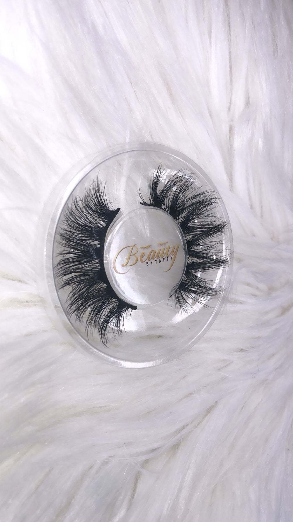 "Image of ""Crystal"" Siberian Mink Lashes"