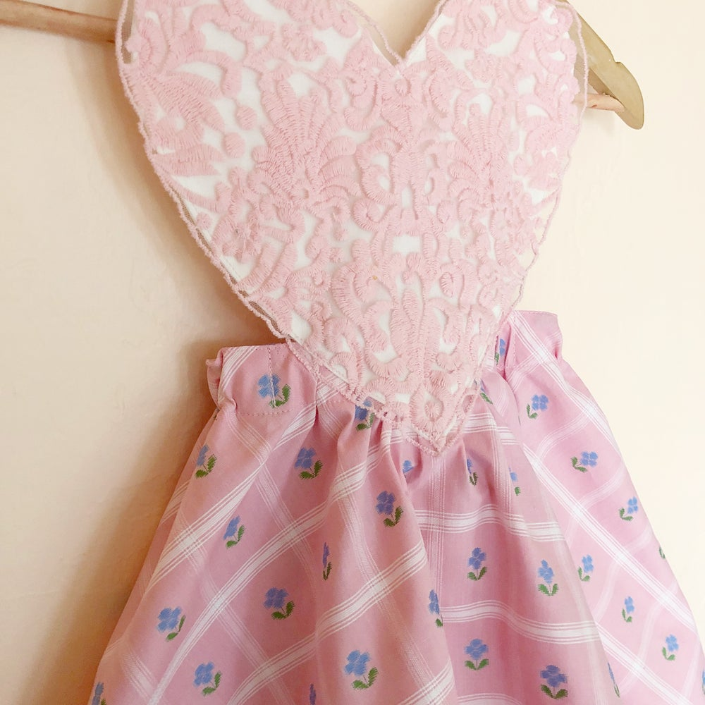 Image of Custom Heart Dress
