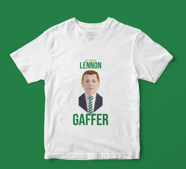 Image of Lennon Gaffer t-shirt