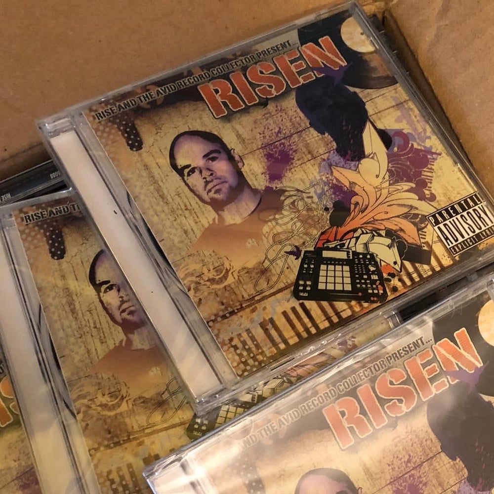 Image of RISE And The Avid Record Collector Present: Risen