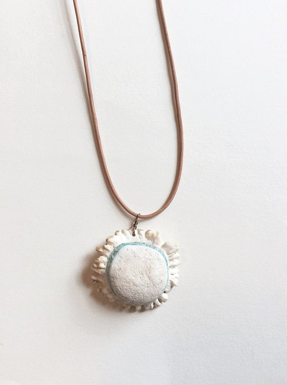 Image of Over the Moon Necklace