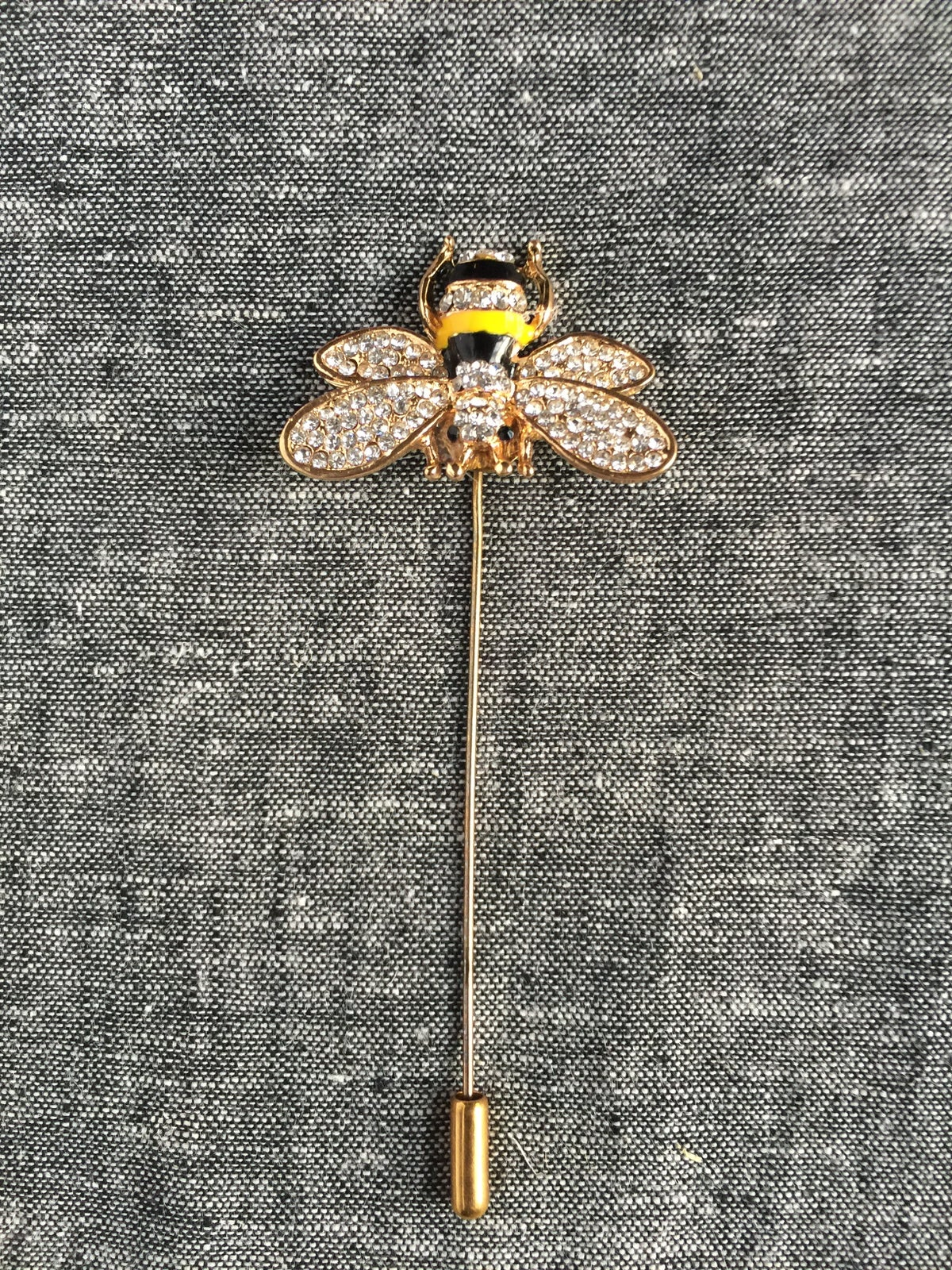 Image of The Bumble Lapel Pin