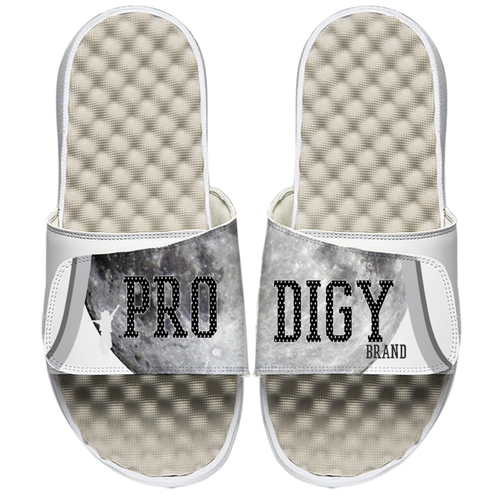 NEW SPRING WHITE BRAND PRODIGY SLIDE