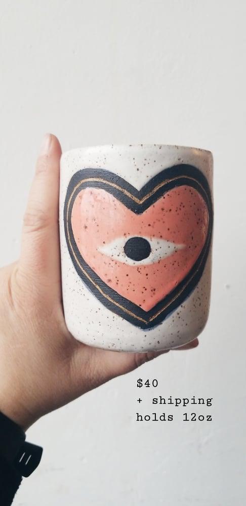 Image of Eye of Love mug