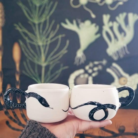 Image of Φίδι (Snake) mugs and cups