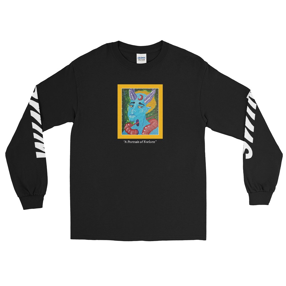 "Image of ""A PORTRAIT OF FORLORN"" LONGSLEEVE"