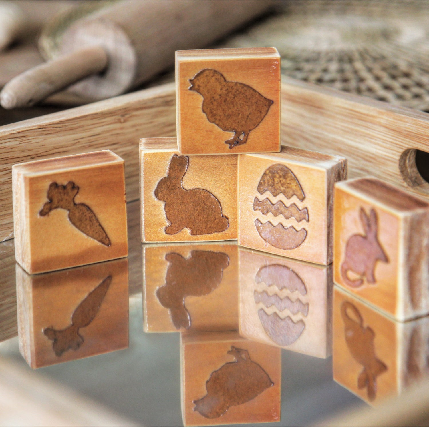 Image of Dough Stamps