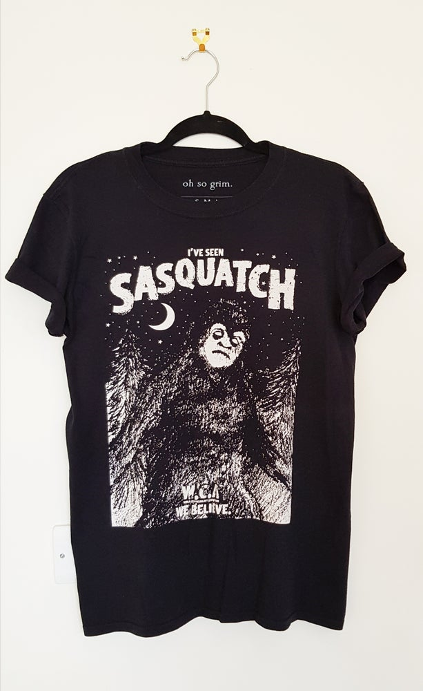 Image of Sasquatch T-Shirt