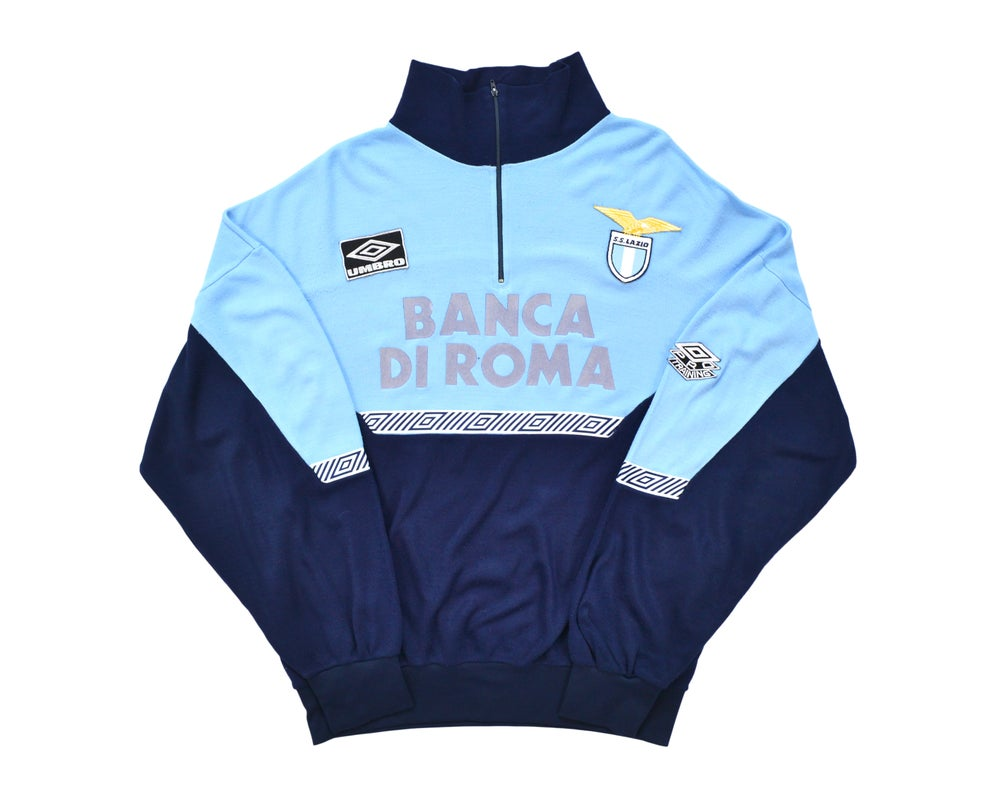 Image of 1992-93 Umbro Lazio Training Top XL