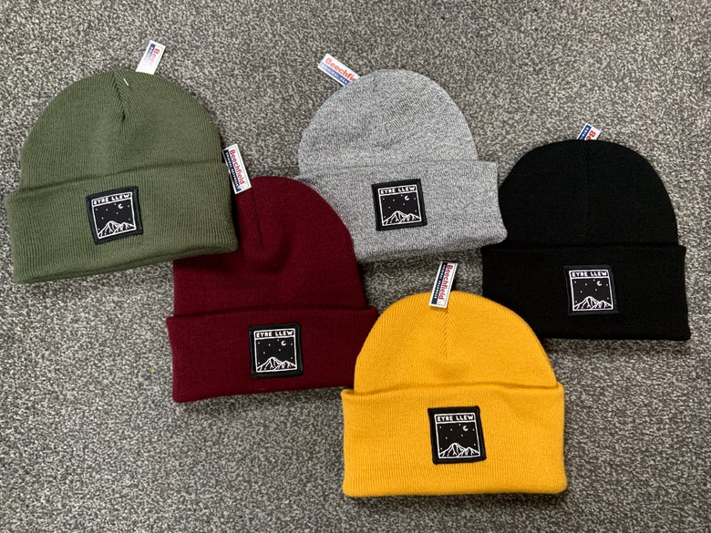 Image of 'Mountain' Beanies