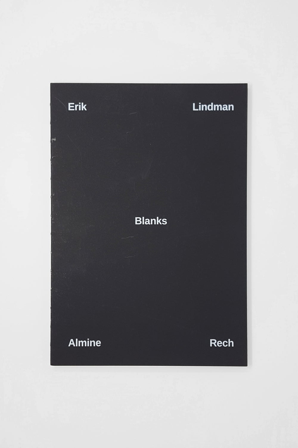 Image of Erik Lindman - Blanks