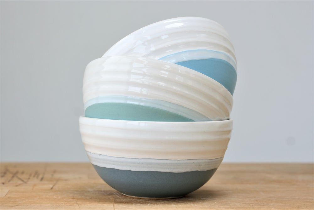Image of Two-Tone Bowl