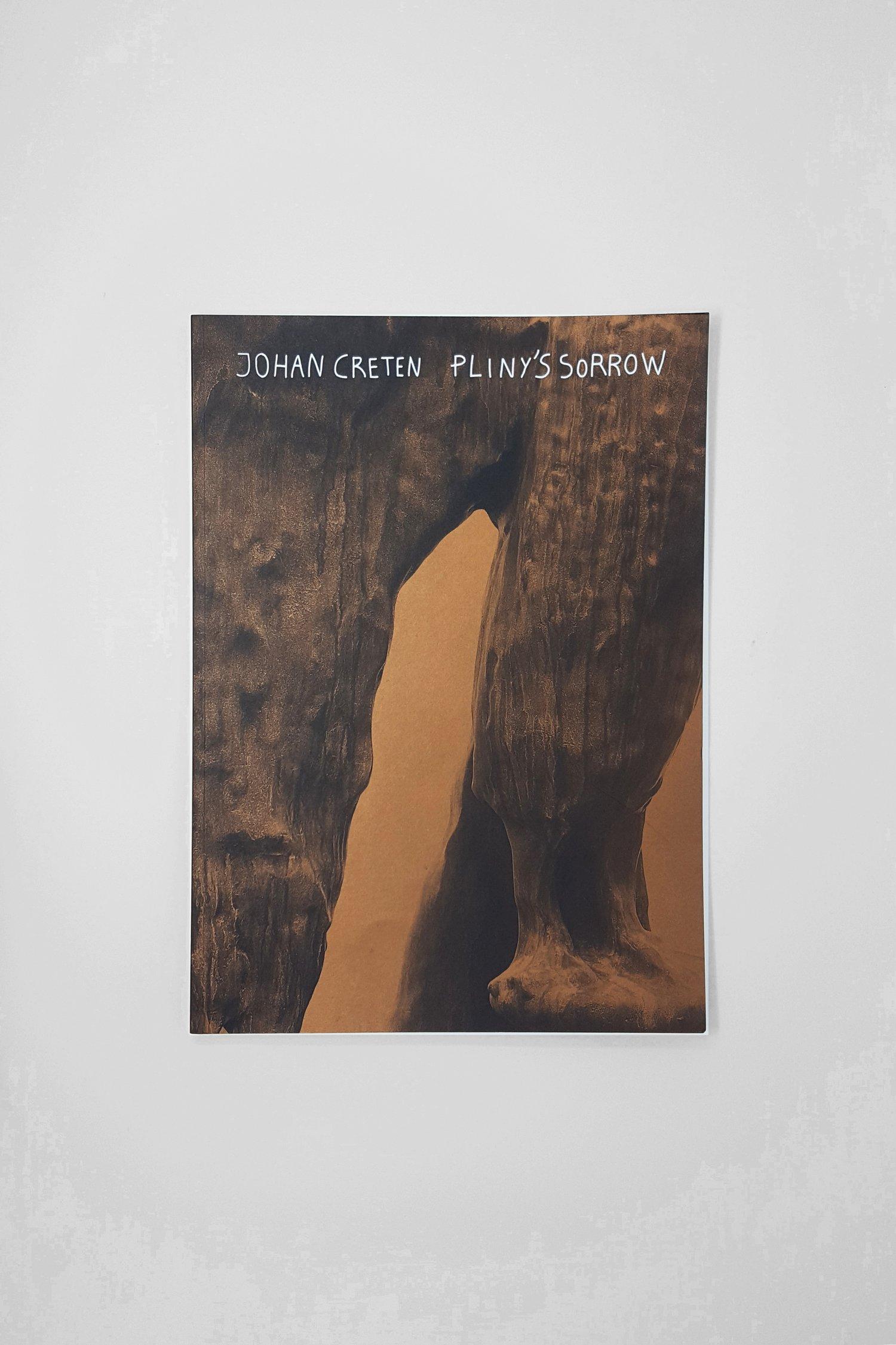 Image of Johan Creten - Pliny's Sorrow