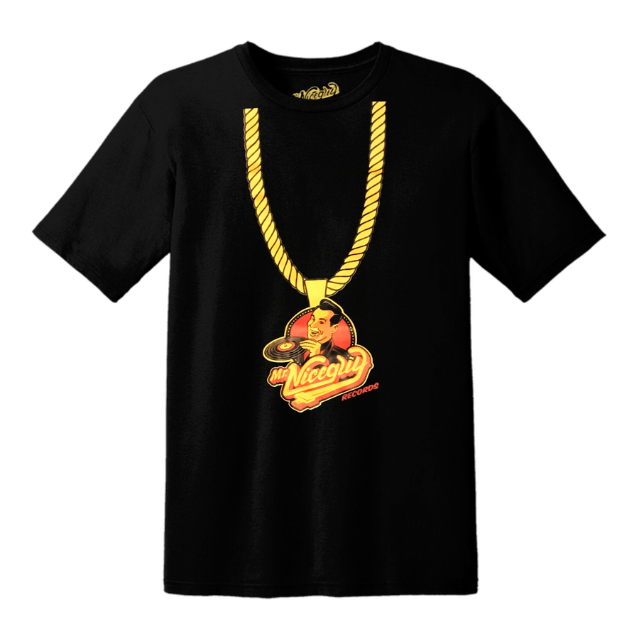 Image of Mr. Nice Guy Rope Chain Tee