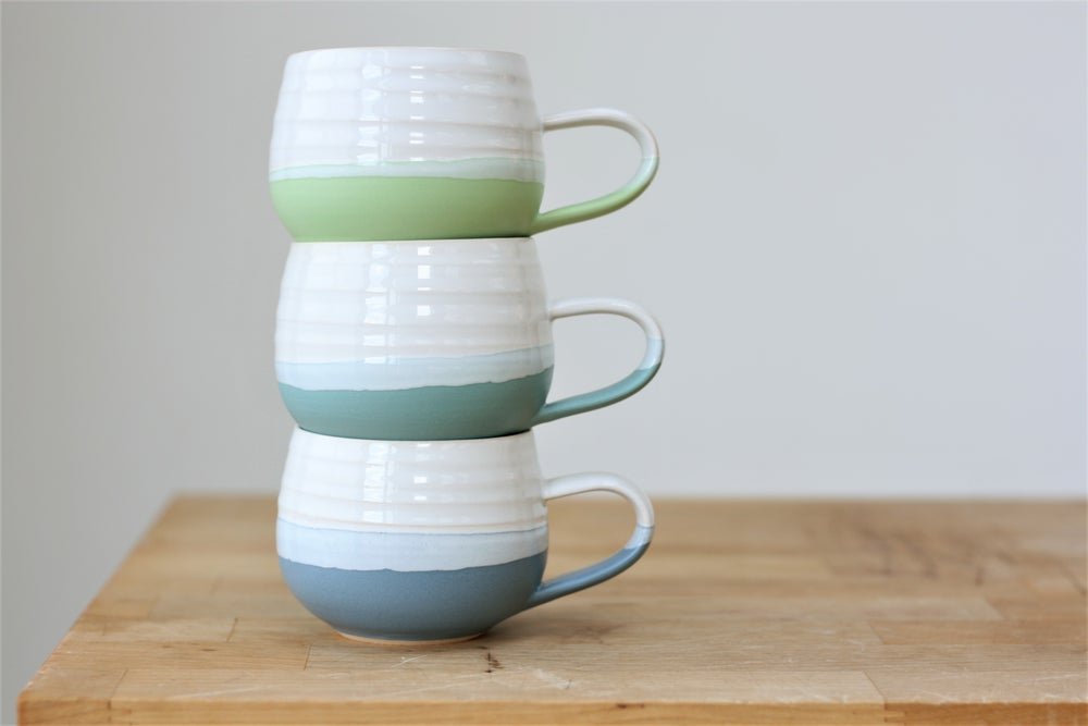 Image of Two-Tone Coffee Cup